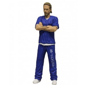 Sons of Anarchy Jax Teller Actionfigur Blue Prison Variant NYCC Exclusive 15 cm