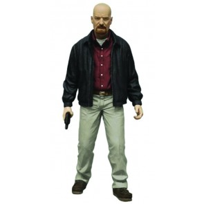 Breaking Bad Heisenberg Actionfigur Red Shirt Previews Exclusive 15 cm