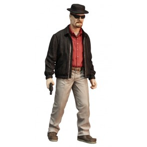 Breaking Bad Heisenberg Actionfigur 30 cm Previews Exclusive