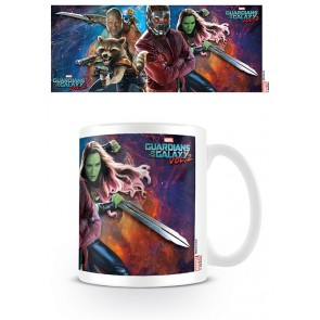 Guardians of the Galaxy Vol. 2 Tasse Action