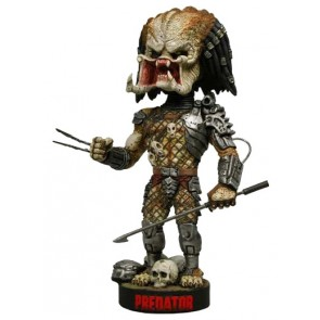 Predator Head Knocker Wackelkopf Figur 23 cm