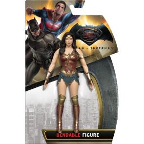 Batman v Superman Biegefigur Wonder Woman 14 cm