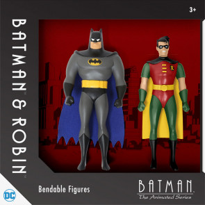 Batman The Animated Series Biegefiguren 2er-Pack 14 cm