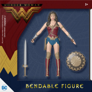 Wonder Woman Movie Biegefigur Wonder Woman 14 cm