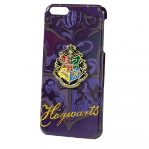 Harry Potter iPhone 6 Plus PVC Schutzhülle Hogwarts Crest