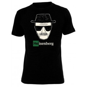 Breaking Bad T-Shirt Heisenberg Pic