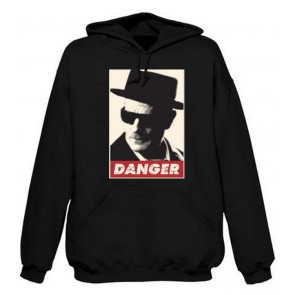 Breaking Bad Kapuzenpullover Danger