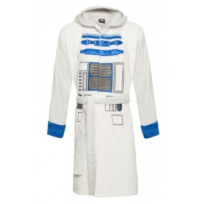 Star Wars Fleece-Bademantel R2-D2