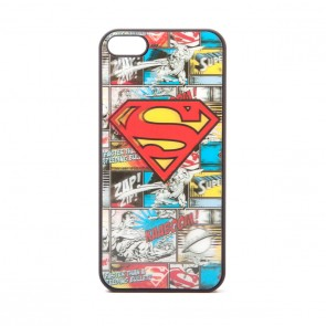 DC Comics iPhone 5 PVC Schutzhülle Superman 4D