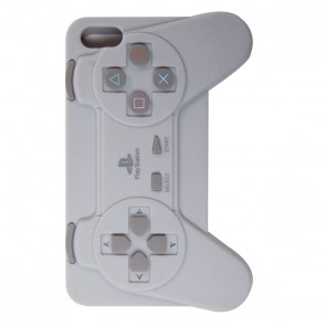 Sony PlayStation iPhone 5 Silikon-Schutzhülle Controller