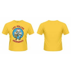 Breaking Bad T-Shirt Los Pollos Hermanos