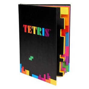 Tetris Notizbuch Tetrimino