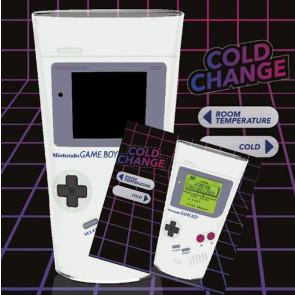 Nintendo Game Boy Glas mit Farbwechseleffekt Super Mario Land