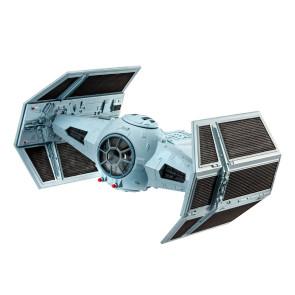 Star Wars Episode VII Modellbausatz 1/121 Darth Vader's Tie Fighter 9 cm