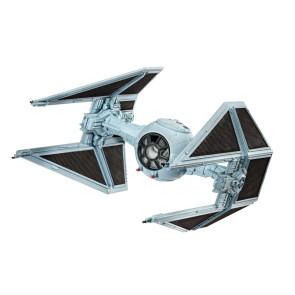 Star Wars Episode VII Modellbausatz 1/90 Tie Interceptor 10 cm