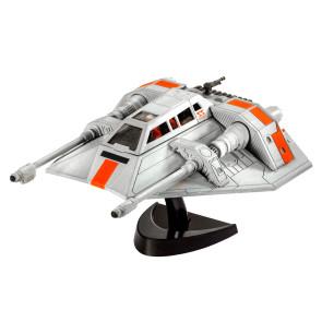 Star Wars Episode VII Modellbausatz 1/52 Snowspeeder 10 cm
