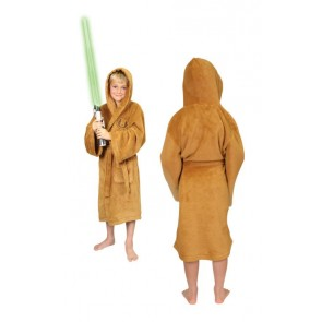 Star Wars Kids Fleece-Bademantel Jedi