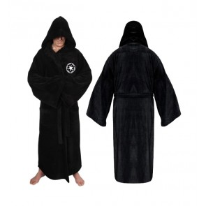 Star Wars Fleece-Bademantel Galactic Empire