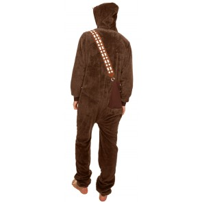 Star Wars Chewbacca Jumpsuit mit Kapuze