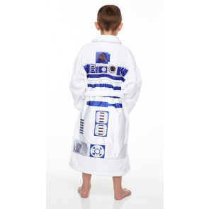 Star Wars Kids Fleece-Bademantel R2-D2
