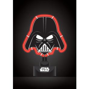 Star Wars Neon-Leuchte Darth Vader 19 x 24 cm
