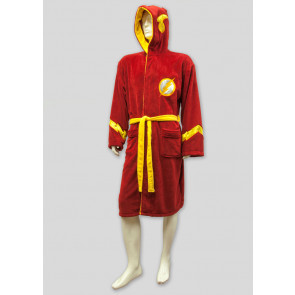 DC Comics Fleece-Bademantel The Flash