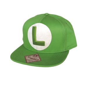 Nintendo Hip Hop Cap L Logo