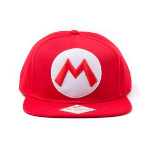 Nintendo Hip Hop Cap M Logo
