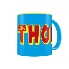 Marvel Comics Tasse The Mighty Thor