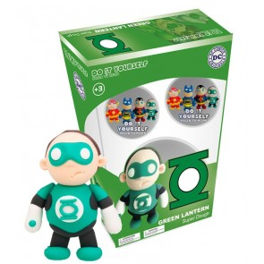DC Comics D!Y Super Dough Knetmasse Green Lantern