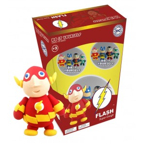 DC Comics D!Y Super Dough Knetmasse Flash