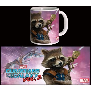 Guardians of the Galaxy 2 Tasse Rocket