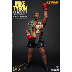 Mike Tyson Actionfigur 1/6 Mike Tyson The Undisputed Heavyweight Champion 30 cm