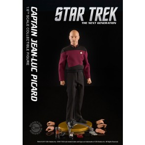 Star Trek TNG Actionfigur 1/6 Captain Jean-Luc Picard 30 cm