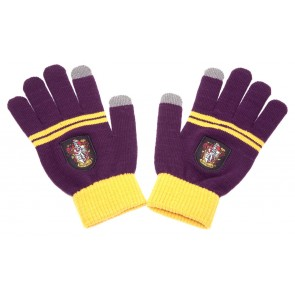 Harry Potter E-Touch Handschuhe Gryffindor Purple