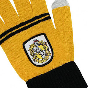 Harry Potter E-Touch Handschuhe Hufflepuff