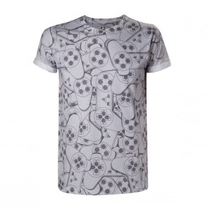 Sony PlayStation T-Shirt Controller