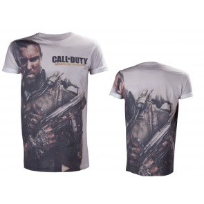 Call of Duty Advanced Warfare T-Shirt AOP Sublimation