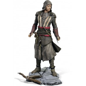 Assassins Creed Aguilar Statue Michael Fassbender 24 cm
