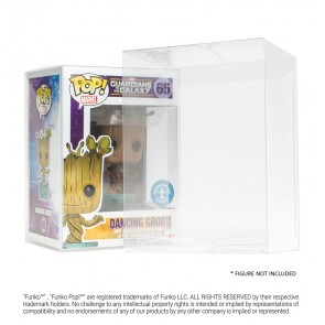 Funko POP! Figuren Schutzhüllen Protective Case von Ultimate Guard