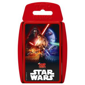 Star Wars Episode VII Kartenspiel Top Trumps