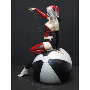 Harley Quinn 1/6 Fantasy Figure Gallery Statue by Luis Royo 26 cm