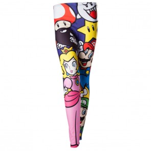 Nintendo Leggings All Over Print II